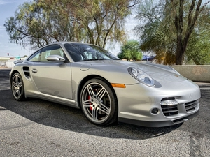 6k-Mile 2007 Porsche 997 Turbo 6-Speed Makassar Package