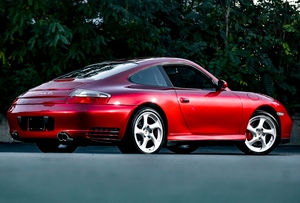 2003 Porsche 996 Carrera 4S 6-Speed