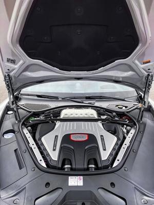 DT: 1k-Mile 2020 Porsche Panamera GTS Chalk
