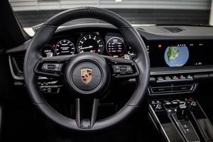 2020 Porsche 992 Carrera Coupe
