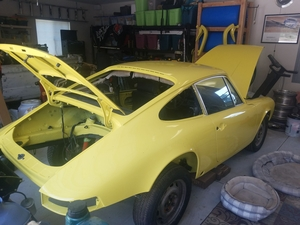 1973 Porsche 911T Coupe 2.4L CIS
