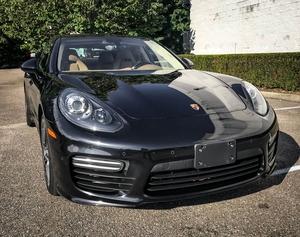 DT: 2015 Porsche Panamera GTS