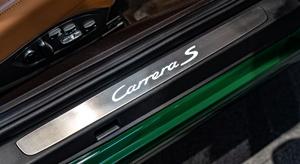 2019 Porsche 991.2 Carrera S PTS Irish Green