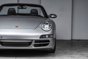 2005 Porsche 997 Carrera Cabriolet 6-Speed