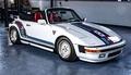 1986 Porsche 911 M491 Cab 3.2L Turbo Slant Nose