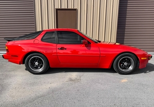 DT: 40k-Mile 1985 Porsche 944 5-Speed