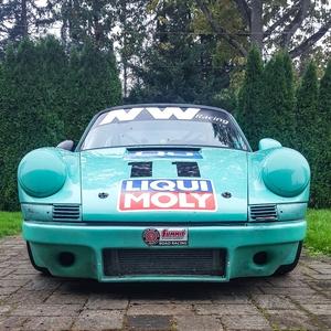 1977 Porsche 911S Racecar 3.2L