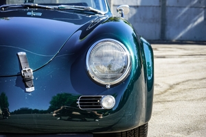 DT: 1957 Porsche 356A Cabriolet Replica Turbocharged