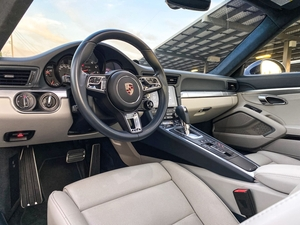 DT: 2017 Porsche 991.2 Carrera S Sport Package