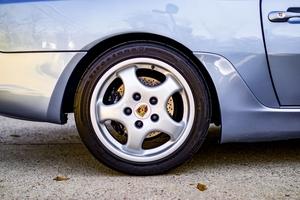 DT-Direct 1993 Porsche 968 Coupe M030 Horizon Blue Metallic