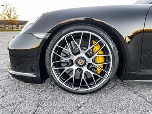 2014 Porsche 991 Turbo Coupe