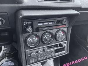 DT: Custom 1984 Volkwagen Scirocco 5-Speed