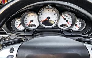 2006 Porsche 997 Carrera 4S Cabriolet 6-Speed