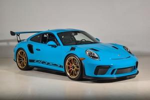 2019 Porsche 991.2 GT3 RS Miami Blue | PCARMARKET