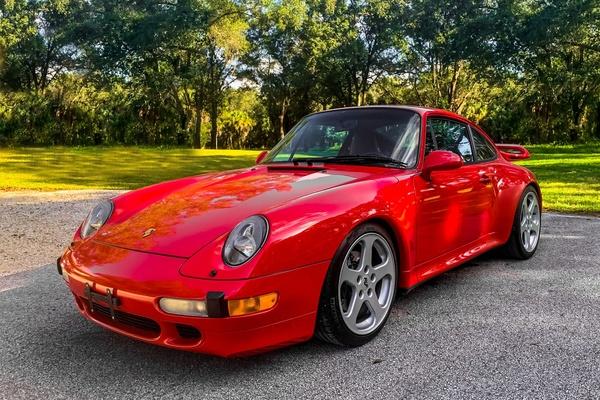 1997 Porsche 993 Carrera 2S