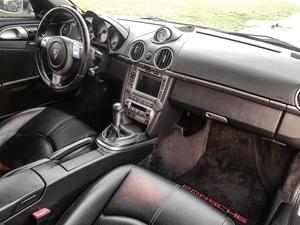 DT: 2006 Porsche 987 Cayman S 3.8L 6-Speed