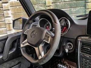 DT: 2017 Mercedes-Benz G550 4x4²