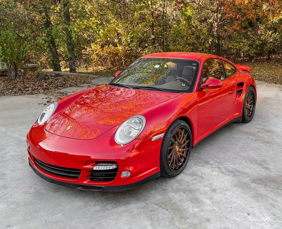 2010 Porsche 997.2 Turbo Coupe