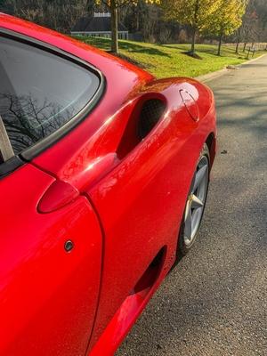 1999 Ferrari 360 Modena 6-Speed