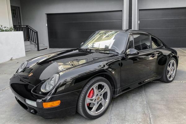 1997 Porsche 993 Carrera 4S 6-Speed