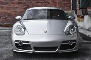 DT-Direct 2007 Porsche 987 Cayman S 6-Speed