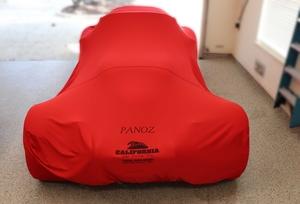 2K-Mile 1997 Panoz AIV Roadster V8