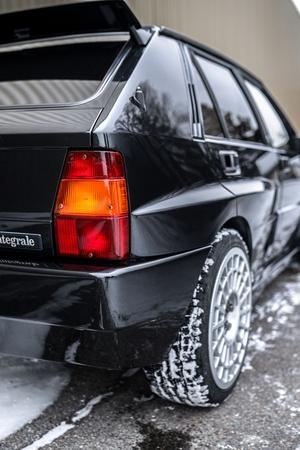 1993 Lancia Delta HF Integrale Evo I