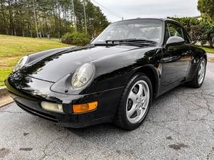 1996 Porsche 993 Targa Automatic