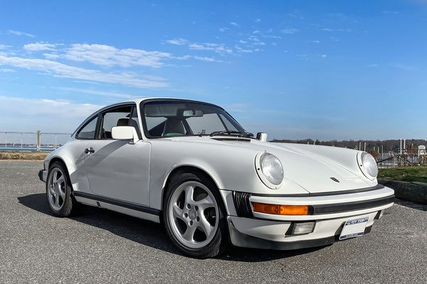1989 Porsche 911 Carrera G50 5-Speed