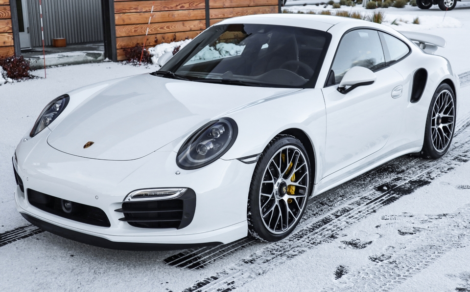13K-Mile 2016 Porsche 991 Turbo S