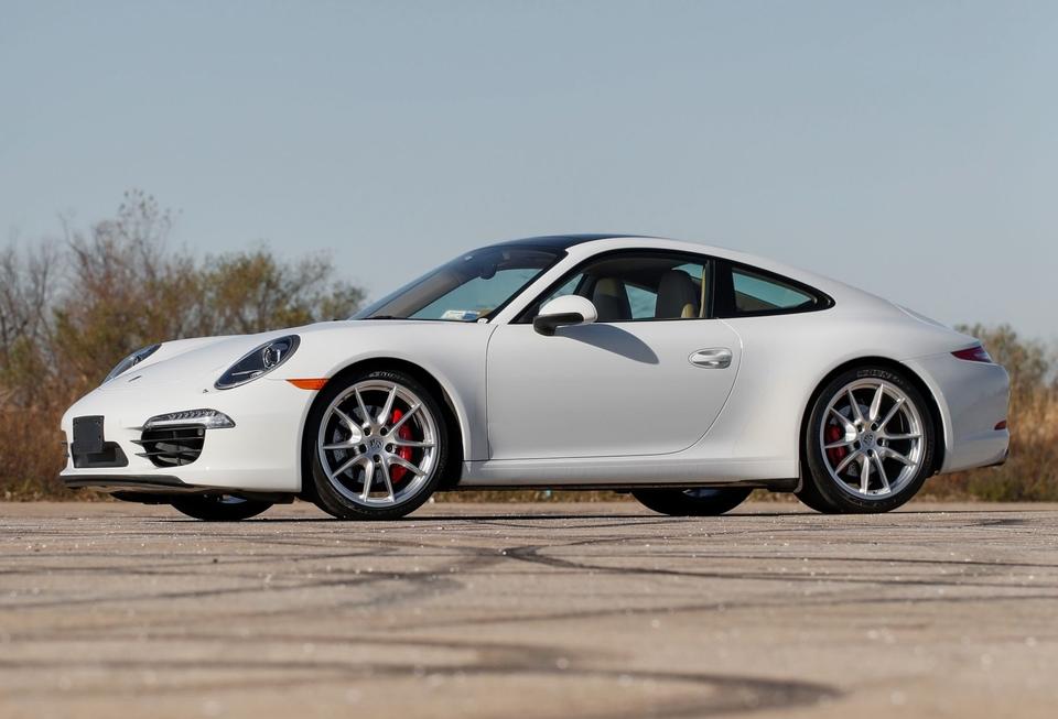 2014 Porsche 991 Carrera S 7-Speed Manual