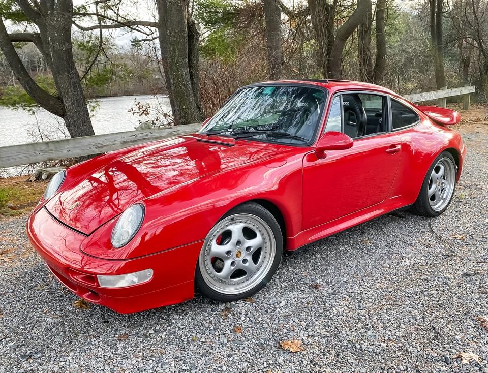 """1986 Porsche 930 """"993 Turbo"""" Tribute"""