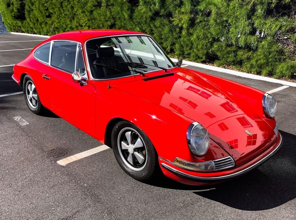 1968 Porsche 912 2.7L Flat-Six