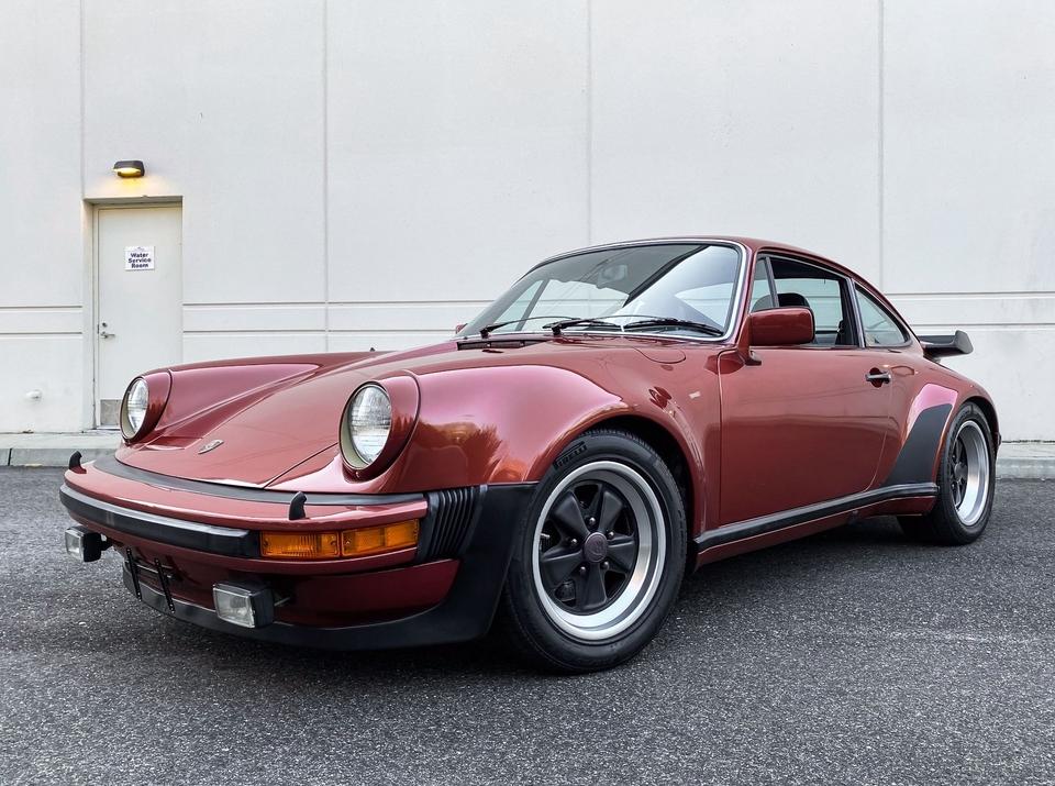 DT: 25K-Mile 1978 Porsche 911 Turbo PTS Diamond Sahara Metallic