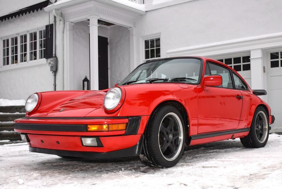 DT: 1988 Porsche 911 Carrera G50 5-speed