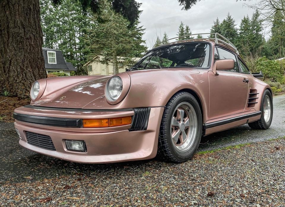 DT: 1978 Porsche 911SC Widebody