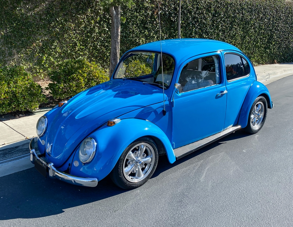 DT: 1966 Volkswagen Beetle Turbo Custom