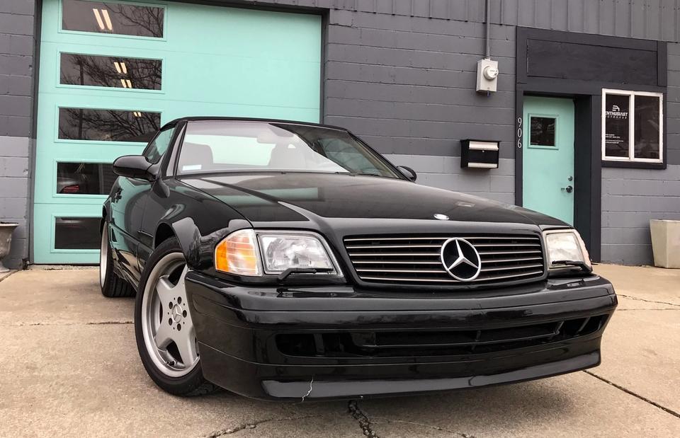2001 Mercedes-Benz R129 SL500