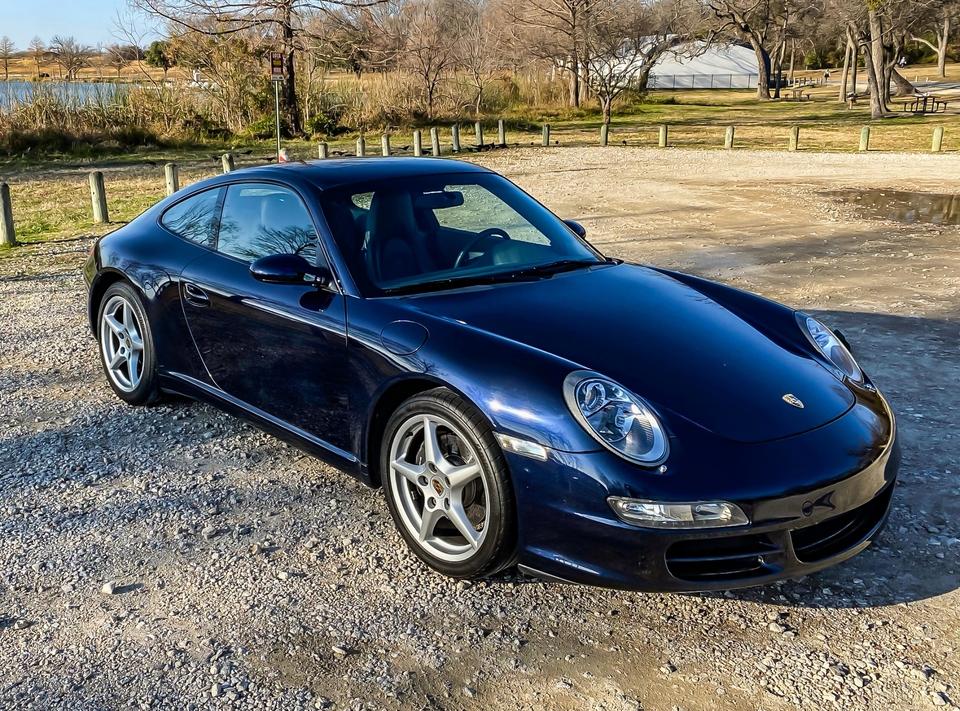 2005 Porsche 997 Carrera Coupe Automatic