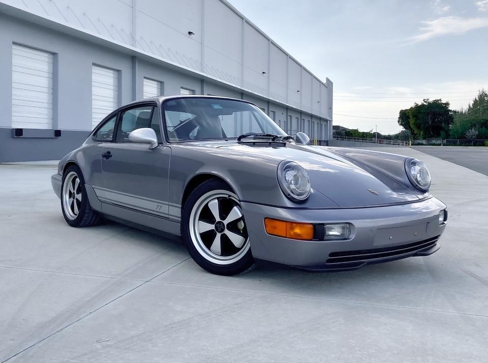1990 Porsche 964 Carrera 4 5-Speed