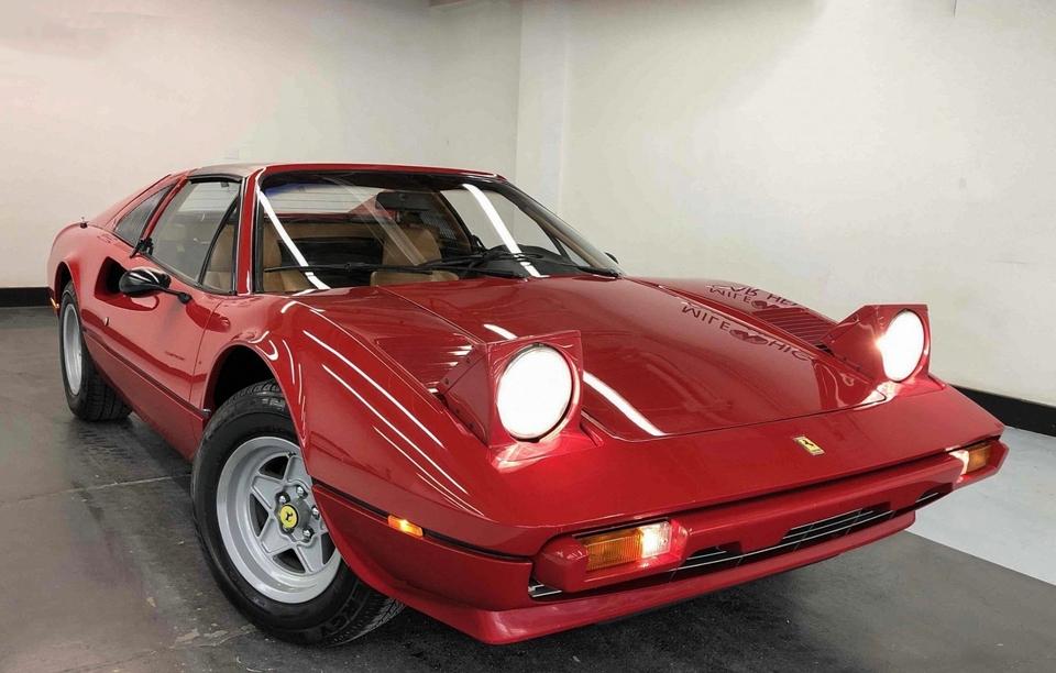 DT: 1978 Ferrari 308 GTS