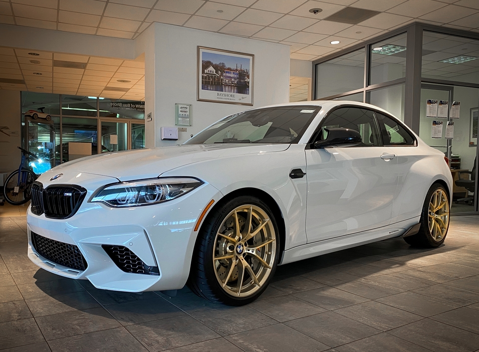 534-Mile 2020 BMW M2 Competition