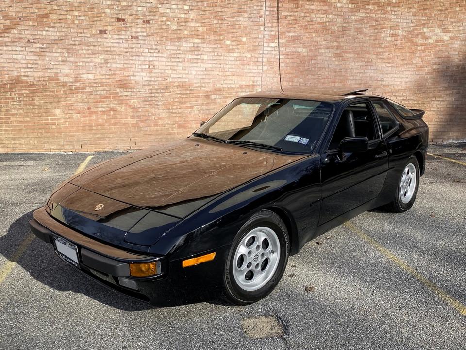 1-Owner 1985.5 Porsche 944 5-Speed