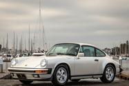 1987 Porsche 911 Carrera G50 PTS Pearl White Metallic