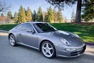 2006 Porsche 997 Carrera 6-Speed