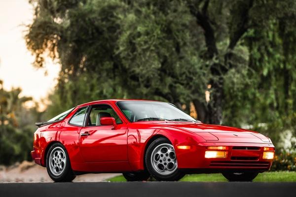 36k Mile 1987 Porsche 944 Turbo