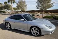 2001 Porsche 996 Carrera 4 Coupe 6-Speed