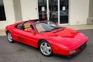 14K-Mile 1991 Ferrari 348 TS 5-Speed Manual