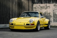 1987 Porsche 911 Carrera G50 RWB RSR-Style Backdate