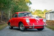 1965 Porsche 356C 1600 Coupe